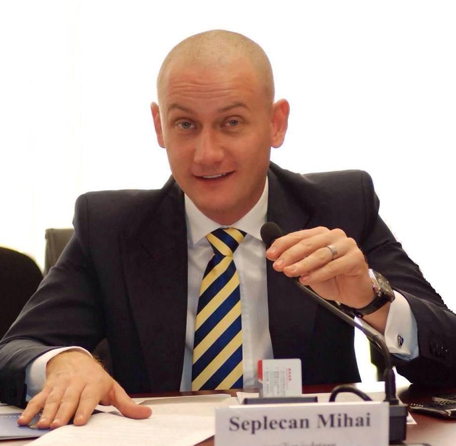 Seplecan nu are noroc. A fost suspendat a doua oara de prefectul Vuscan din functia de presedinte interimar al CJ Cluj