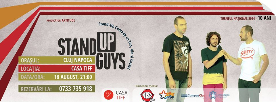 stand up casa tiff 18 aug 2014