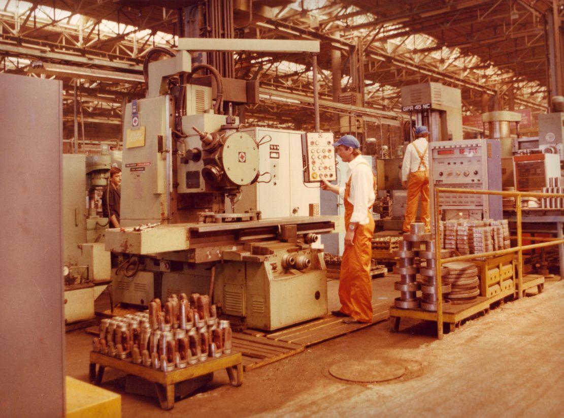 Istoria industriei clujene. Fotografii inedite de la Tehnofrig și Metalul Roșu prezentate la Zilele Maghiare
