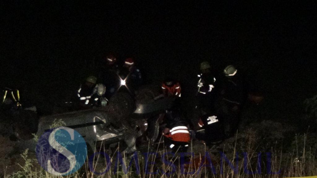 Accident mortal în Mănășturel. Trei tineri și-au pierdut viața în timp ce se întorceau de la Dej