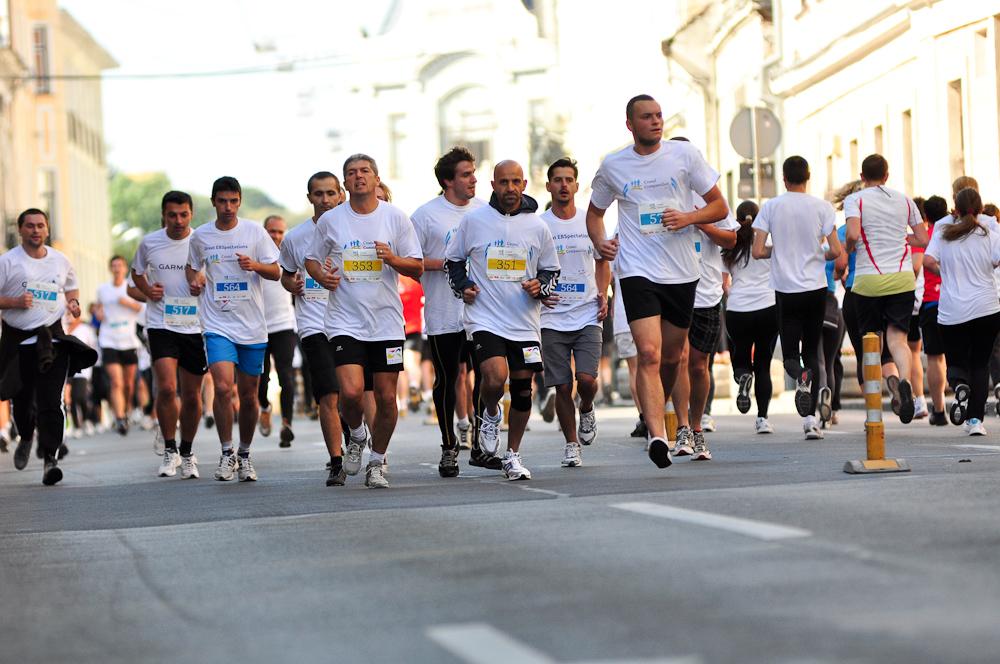 Alearga si tu la Crosul Companiilor, pe 21 septembrie