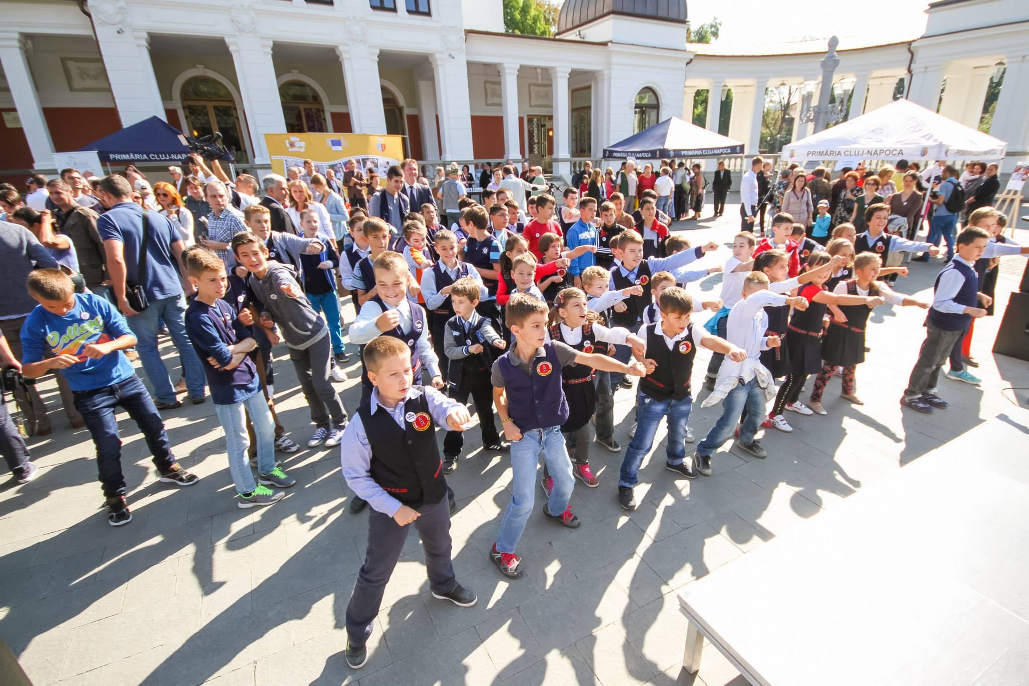 """Primaria Cluj-Napoca sprijina un stil de viata sanatos printr-un nou proiect european, """"Bucura-te de sanatate!"""""""