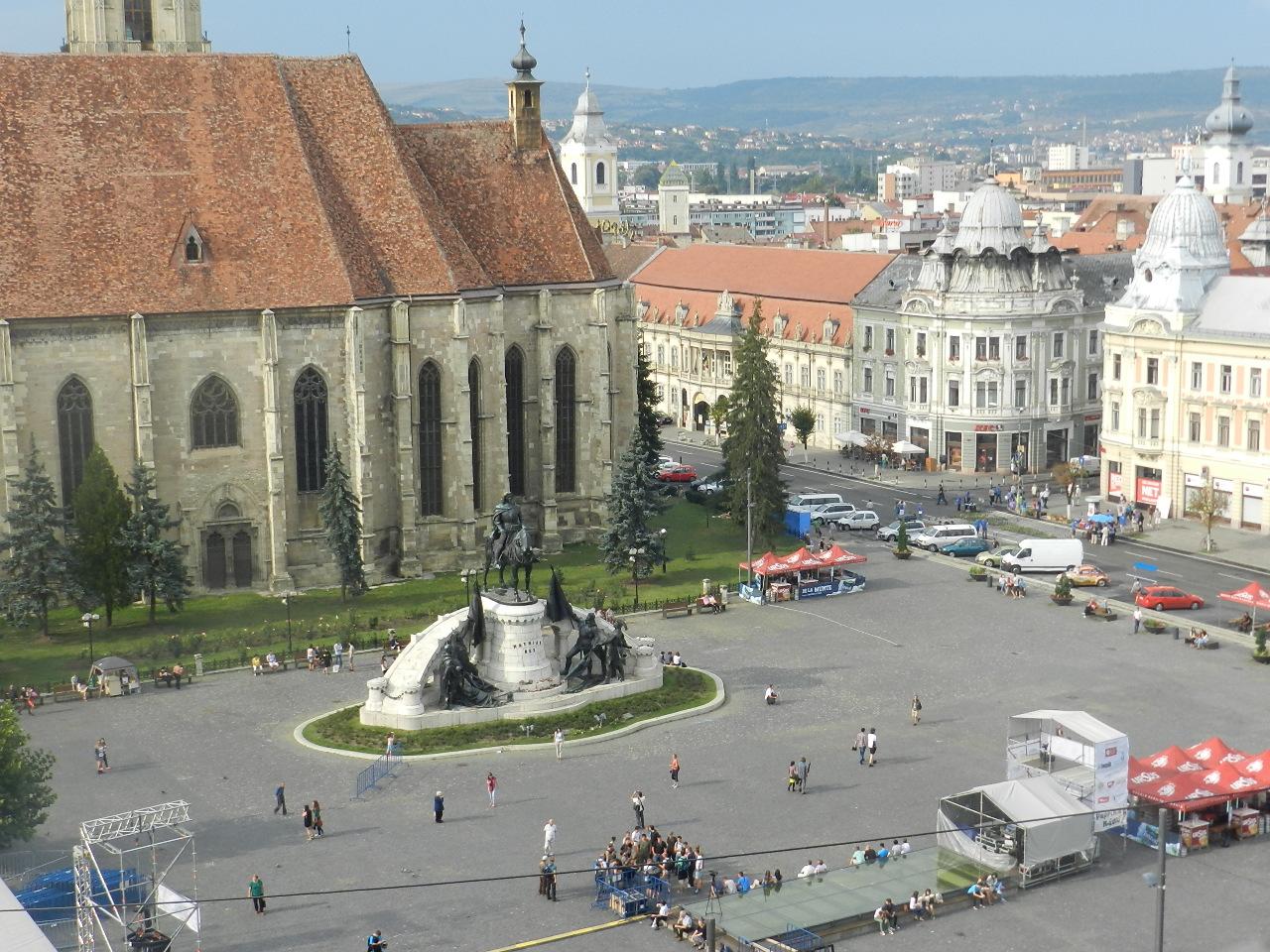 Restricții de circulație în Piața Gării și în Piața Unirii în acest weekend