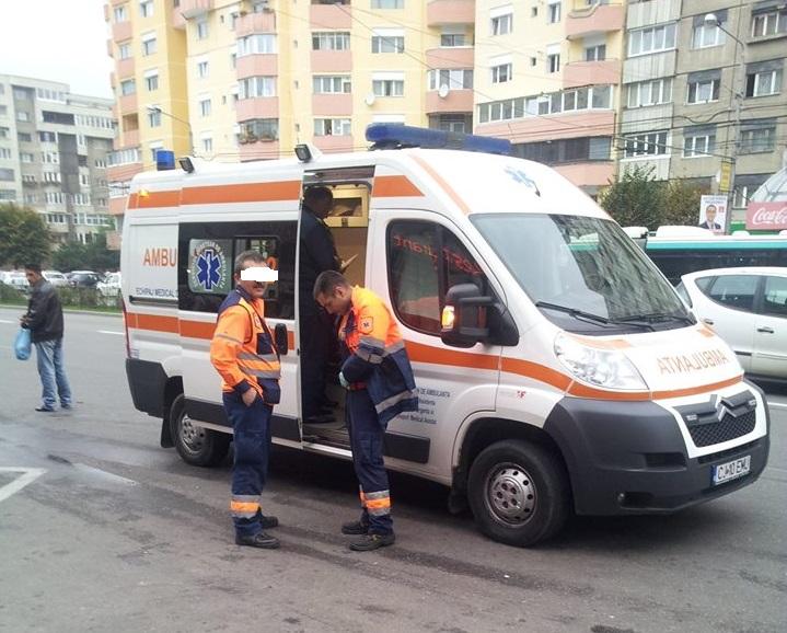 Flagrant in Piata Marasti? Politistii Sectiei 2 au oprit o ambulanta care transporta bani marcati cu MITA! – EXCLUSIV – UPDATE
