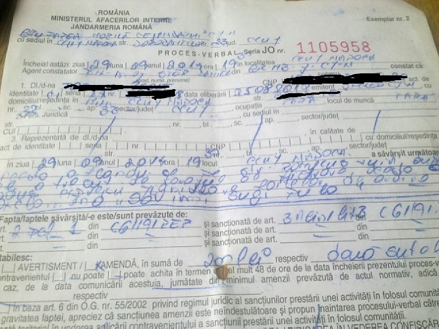 "INCREDIBIL. Suporter al Universitatii, amendat pentru ca a injurat ""organul canin""!"