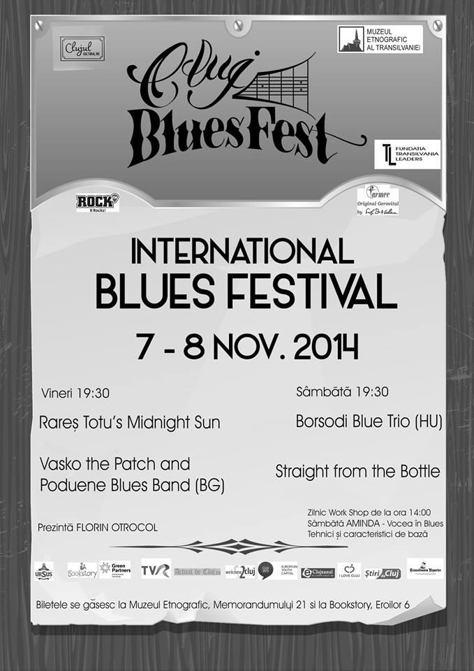 cluj blues fest 2014