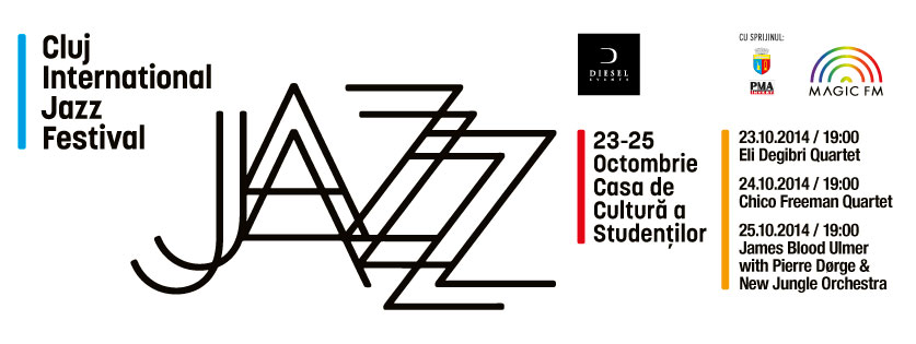 Cluj International Jazz Festival – cel mai important eveniment de jazz al toamnei