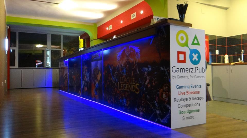 Gamerz Pub, un local pentru comunitatea gamerilor din Cluj – EXCLUSIV