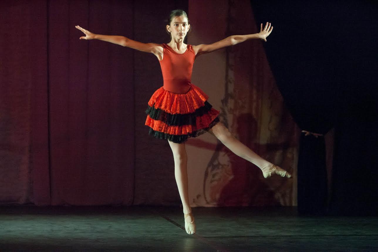 Cum poti deveni o buna balerina?