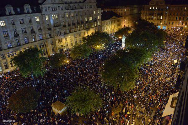 taxa pe internet protest ungaria