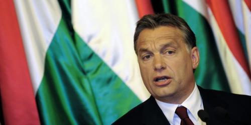 """Premierul Ungariei Viktor Orban, la Băile Tuşnad: """"Donald Trump ar fi cea mai bună optiune pentru Europa şi pentru Ungaria"""""""