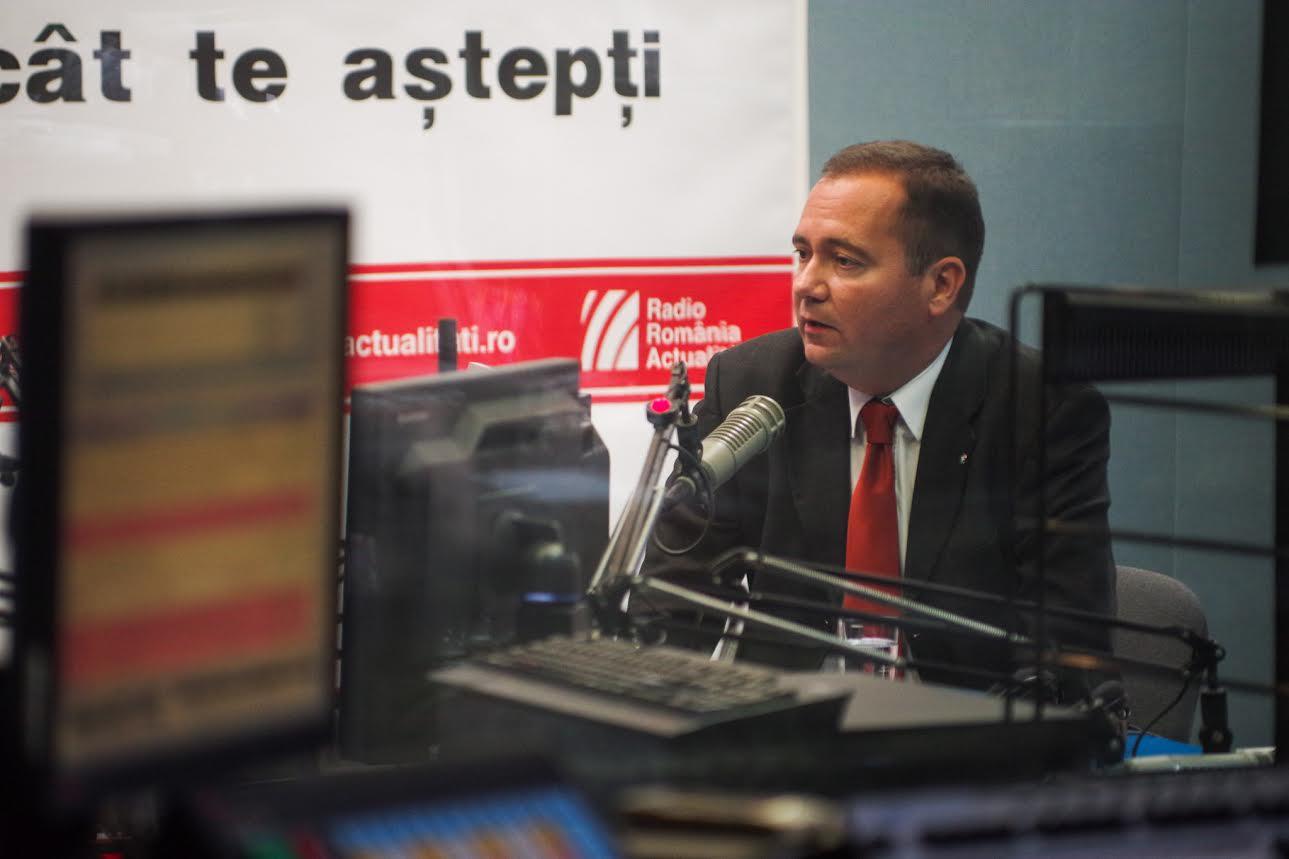Duel Szilágyi Zsolt – Gheorghe Funar, în direct la Radio România Actualităţi