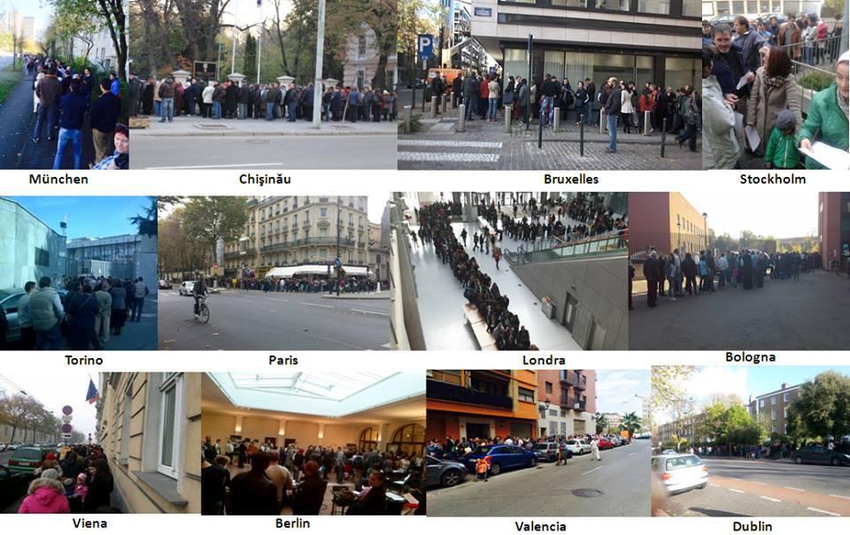 """""""Solidari cu Diaspora"""" – se anunță protest în față sediului BEC din București"""
