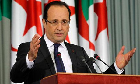 """Hollande, Franța: """"Nu vom ceda nici fricii, nici urii"""" după atentatele din 13 noiembrie de la Paris"""
