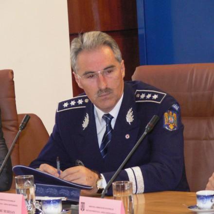 Capii din Poliţia bistriţeana, arestaţi preventiv