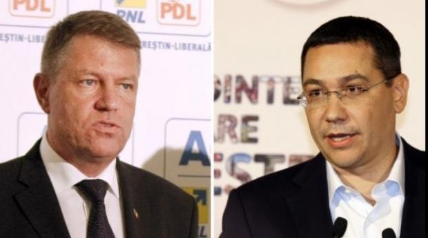 "Pozitia oficiala a ACL dupa prima dezbatere Ponta vs.Iohannis de la Realitatea TV: ""Ponta a jucat murdar"""