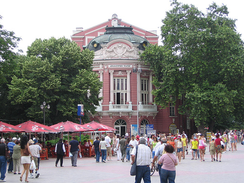 La Cluj s-a decis Capitala Europeana a Tineretului in 2017