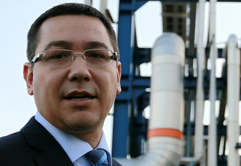 """Atac murdar al lui Victor Ponta la adresa lui Klaus Iohannis. """"El e un lucru, eu sunt un roman"""""""