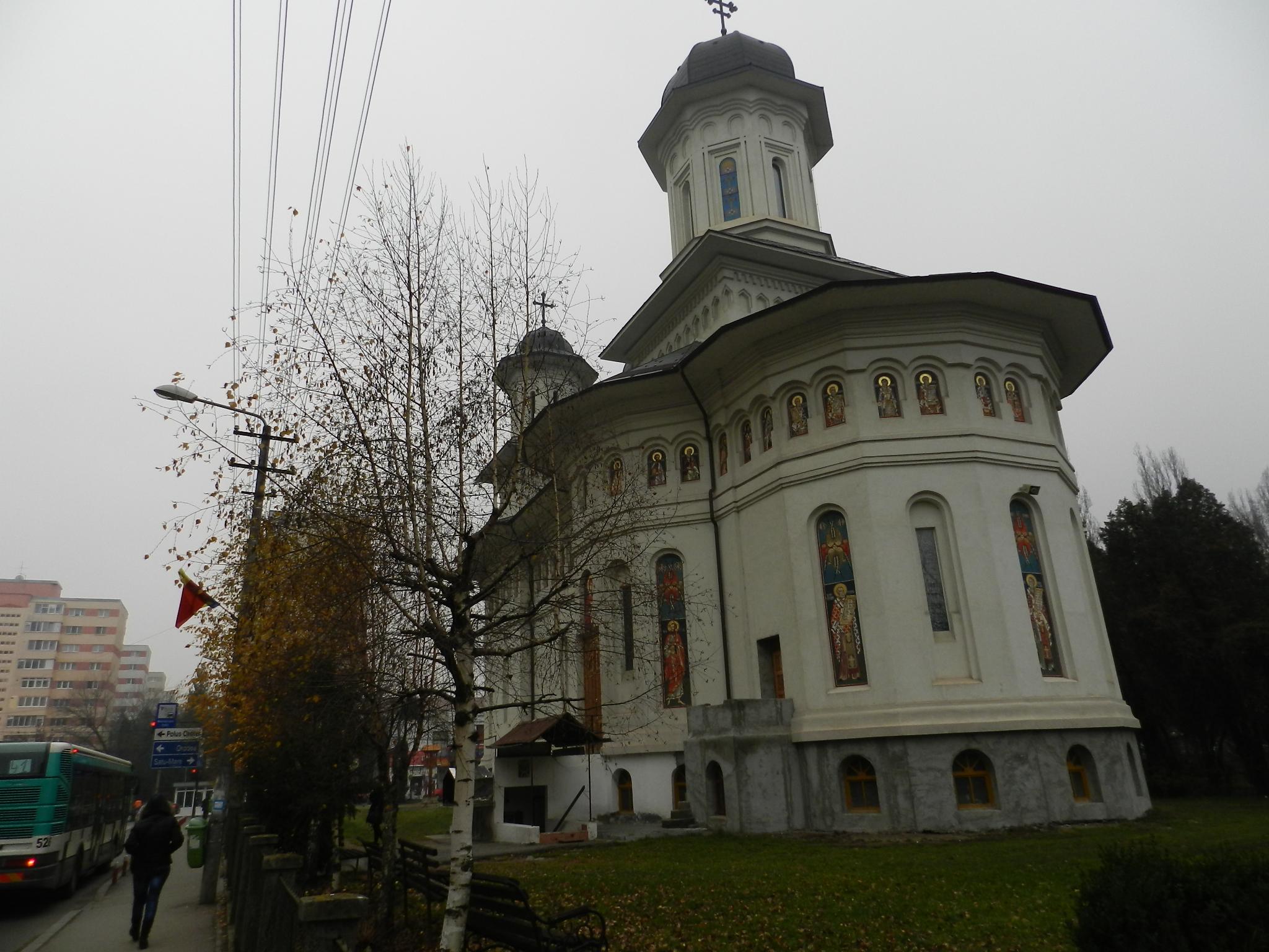 Licitație pentru ocuparea locurilor într-o biserică din Cluj-Napoca – EXCLUSIV
