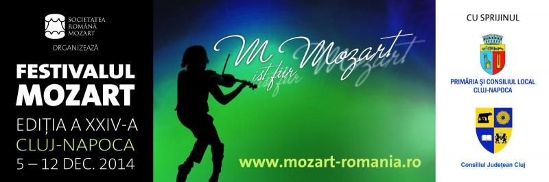 A inceput Festivalul Mozart 2014 la Cluj-Napoca
