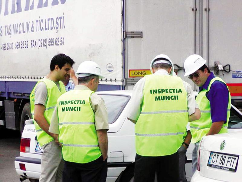 Amenzii de peste 300.000 de euro aplicate de Inspecția Muncii la Cluj