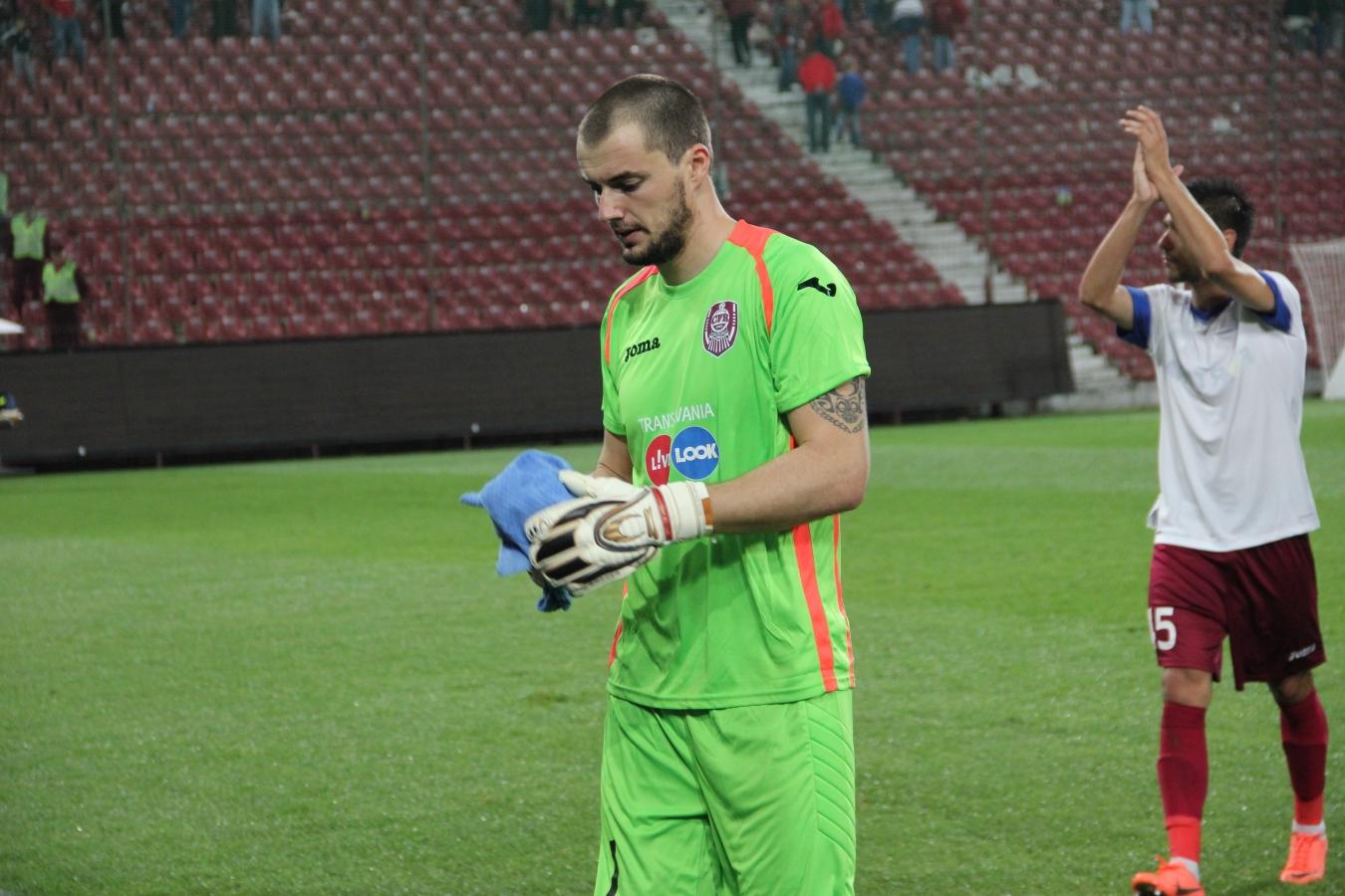 """Felgueiras e realist și anticipează un viitor sumbru la CFR. """"Sunt fericit că am jucat aici"""""""