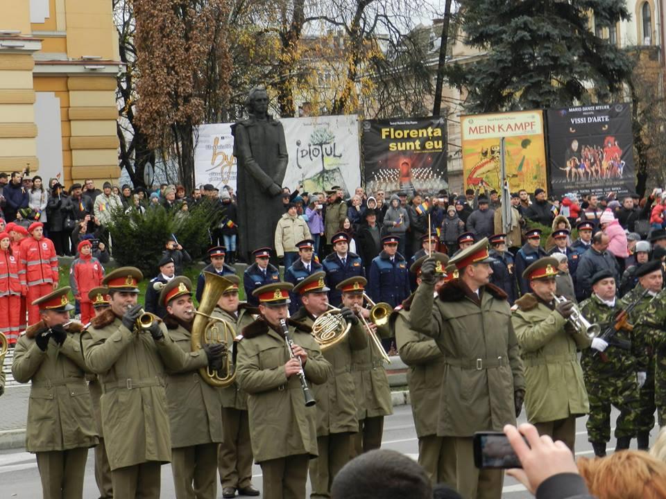 parada militara cluj 2