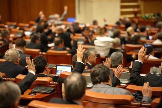 Deputații au votat Ziua Bărbatului pe 19 noiembrie