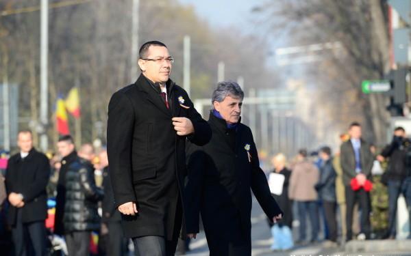 Mesajul premierului Victor Ponta pentru români de Ziua Națională