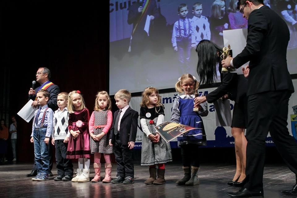 prichindeii cetateii cluj 12 decembrie 2014 gala 10 pentru cluj