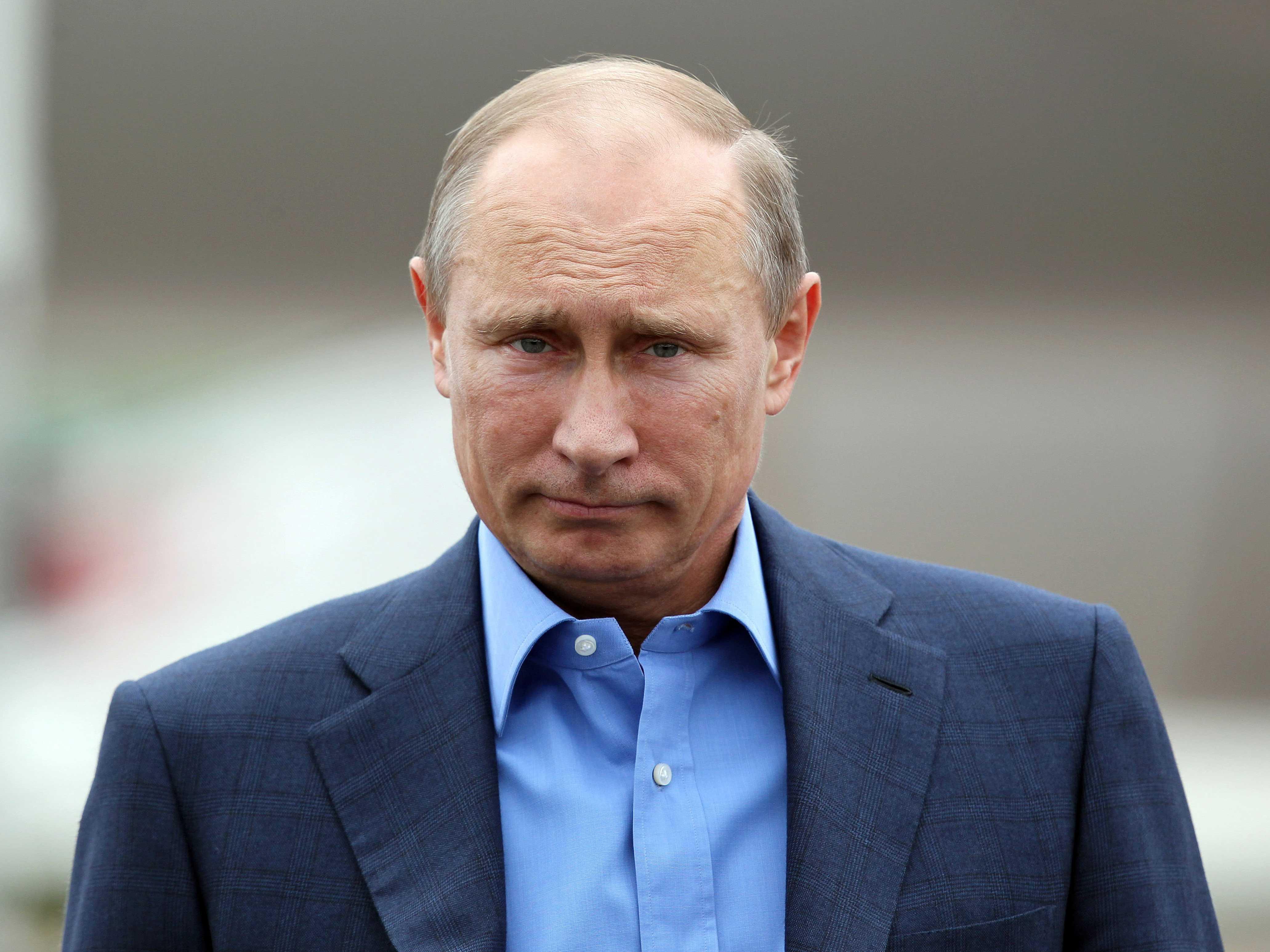Putin este cel mai apreciat politician din Rusia pentru al 10-lea an consecutiv