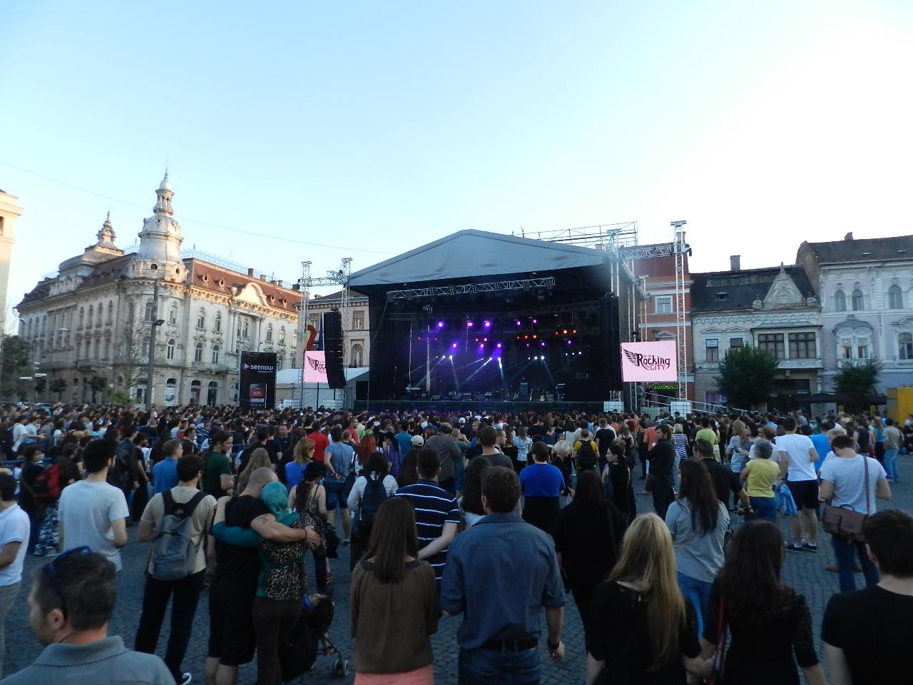"""""""We are rocking the City"""", festivalul rock care animă vara la Cluj vrea să se mute pe Valea Gârbăului"""