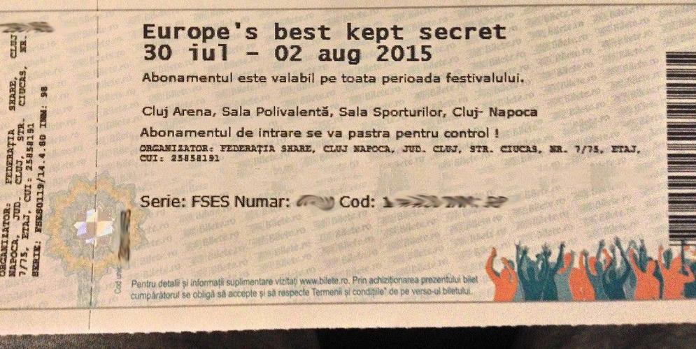 A început specula cu bilete la Untold Festival! Prețurile ajung și la 300 lei pe internet