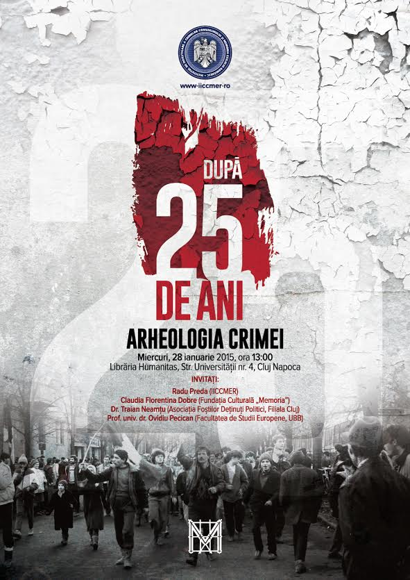 dupa 25 ani arheologia crimei revolutie 89