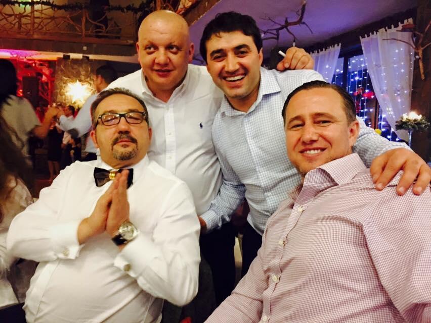 Florian Walter și-a petrecut revelionul alături de familia Reghecampf