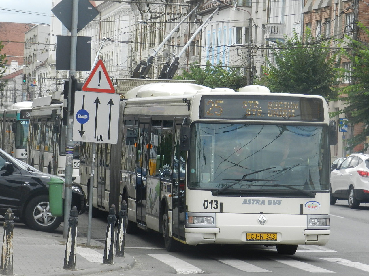 autobuz CTP Cluj