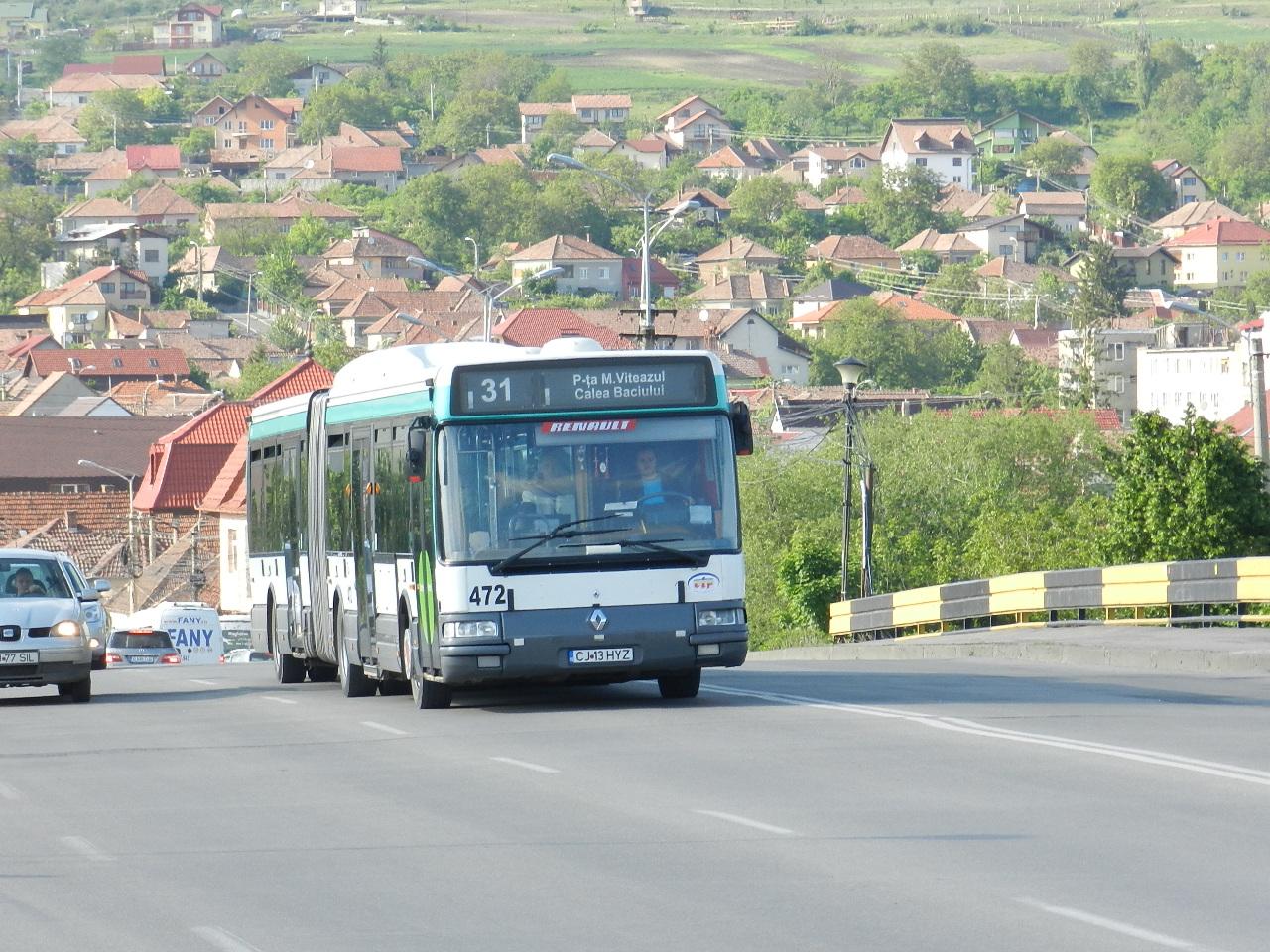 Stația de autobuz a liniei M26 de la Calvaria se mută!
