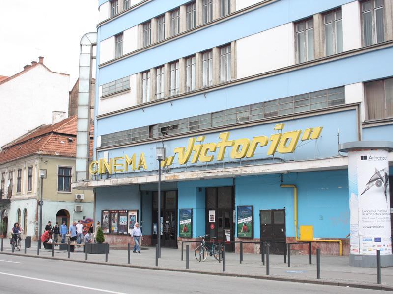 Cinema Victoria și-a suspendat activitatea