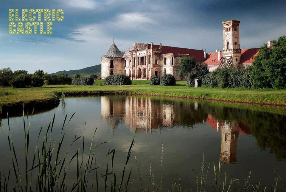electric castle bontida