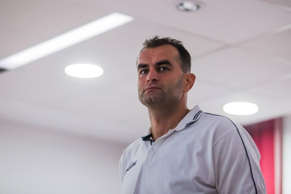 "Flavius Lapuste isi incepe cariera de antrenor la echipa de baschet masculin a CS ""U"" Cluj"