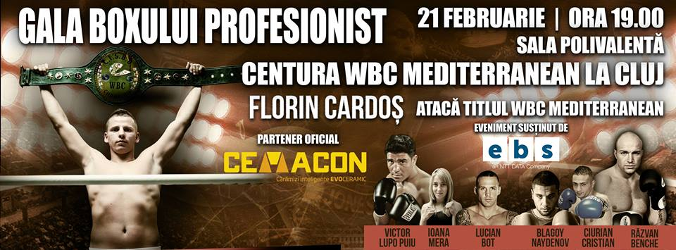 gala internationala box profesionist