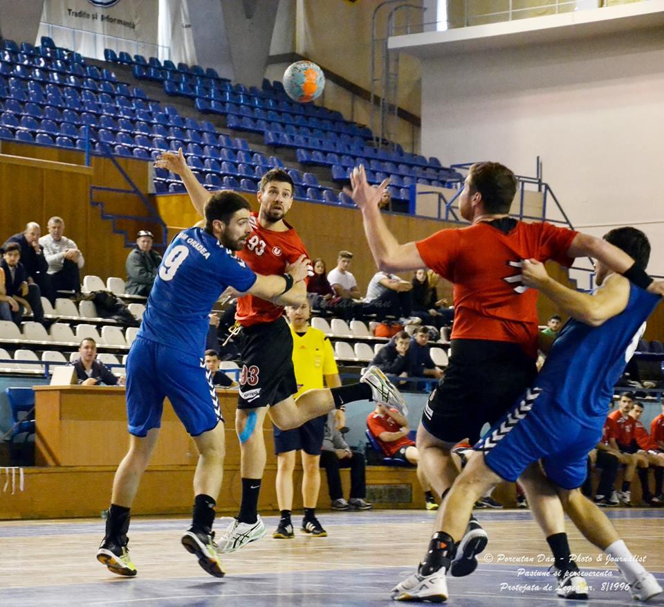 handbal masculin U Cluj