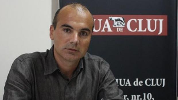 Candidatul PNL la europarlamentare, Rareș Bogdan, încă apare ca director general al unui ziar din Cluj!