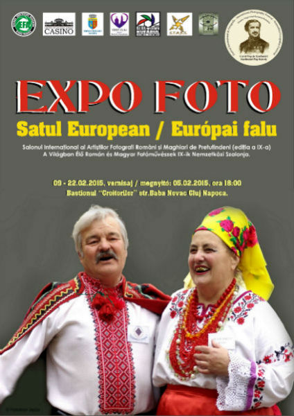 """Expoziția internațională de artă fotografică """"Sate ale Uniunii Europene"""" la Bastionul Croitorilor"""