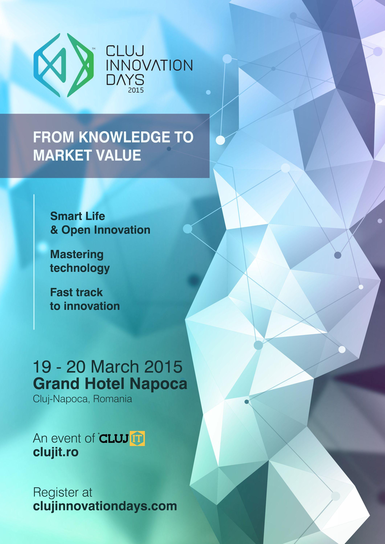 Cluj Innovation Days 2015