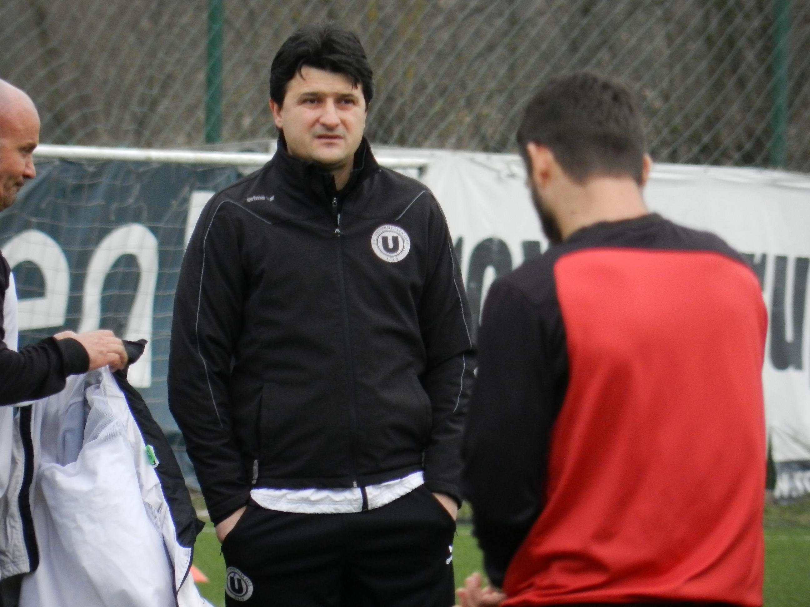 """Adrian Falub: """"Astăzi meritam categoric să câștigăm. Avem nevoie de un om de gol"""""""