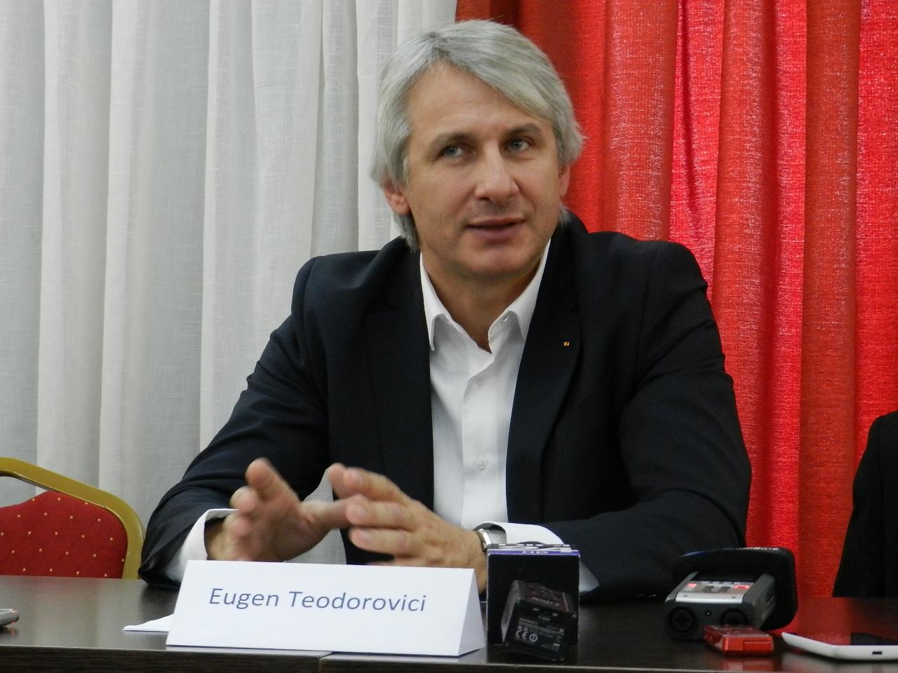 Eugen Teodorovici, noul ministru al Finanțelor! Marius Nica va prelua portofoliul Fondurilor Europene