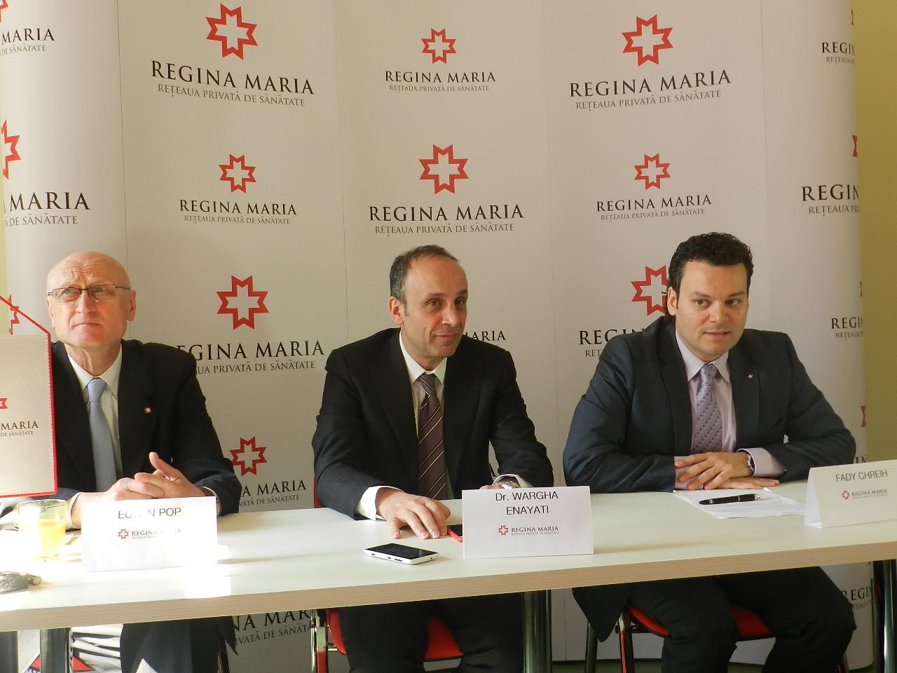 """""""Regina Maria iubește Clujul""""! S-a deschis a doua policlinică Regina Maria din Cluj-Napoca, în urma unei investiții de 300.000 de euro"""