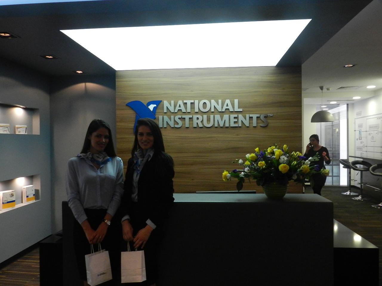 National Instruments a inaugurat noul sediu de 1800 mp din Cluj-Napoca, în clădirea The Office