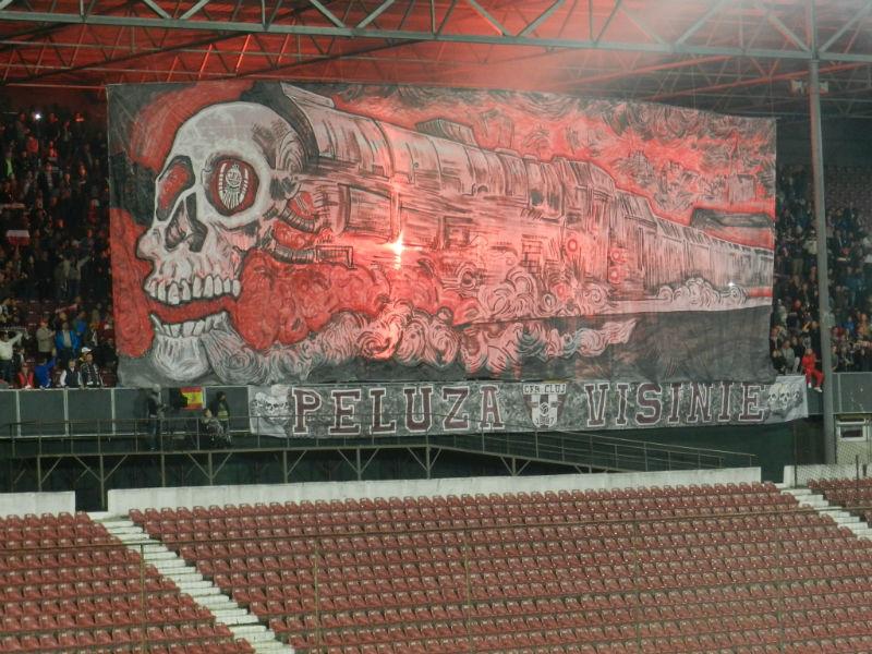CFR Cluj a scăpat de interdicția la transferuri